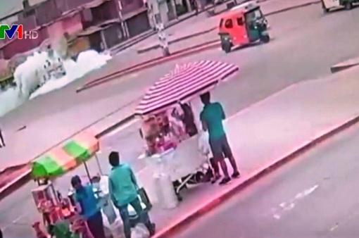 Nổ xe chở khí gas ở Peru, ít nhất 52 người thương vong