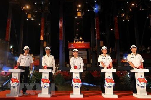 TP.HCM: Khởi động xuất khẩu chuyến hàng đầu tiên trong năm mới Canh Tý 2020