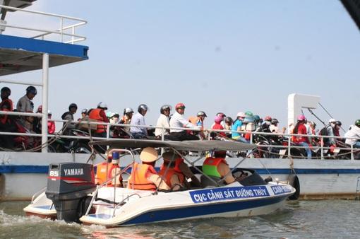 Chuyển biến tích cực trong việc đảm bảo an toàn giao thông đường thủy