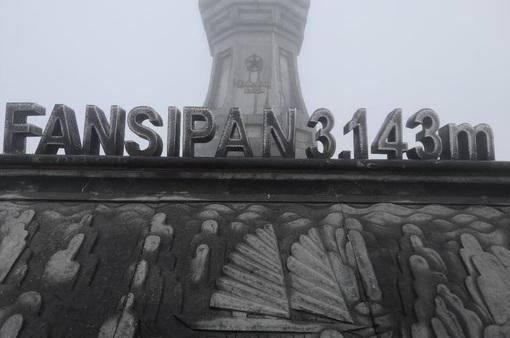 Mùng 3 Tết xuất hiện băng giá tại Fansipan