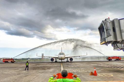 Vietjet khai trương đường bay thẳng Hà Nội - Bali