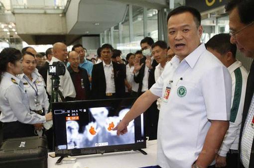 Thái Lan phát hiện thêm 6 trường hợp nhiễm virus corona