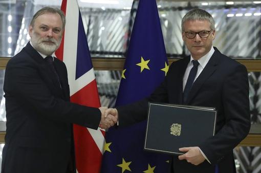 Hôm nay (29/1), Nghị viện châu Âu thông qua Brexit