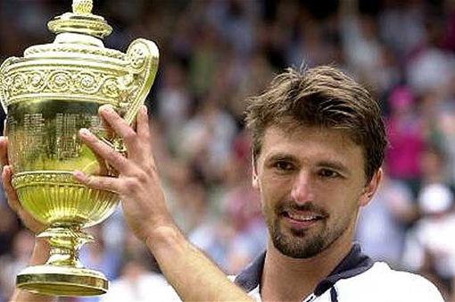 Goran Ivanisevic được đề cử ở Ngôi nhà danh vọng quần vợt thế giới