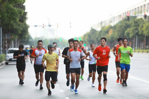 UpRace 2020 thu hút hơn 100.000 runner, hơn 1,4 tỷ đồng đã được quyên góp