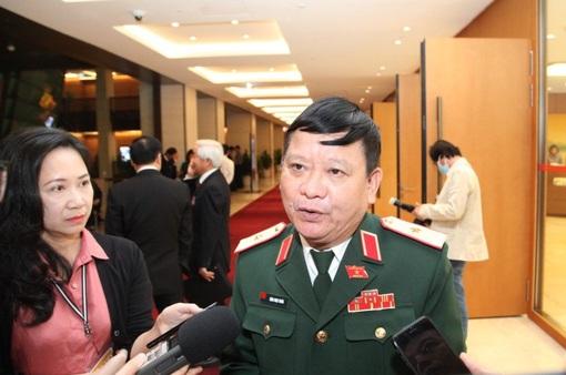 Tướng Đặng Ngọc Nghĩa (ĐBQH TT-Huế): Đừng vì mục đích kinh tế mà để lại những hậu quả khó lường