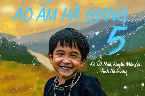 Áo ấm Hà Giang: Lan tỏa yêu thương, chung tay ủng hộ 3.000 cuốn sách cho trẻ vùng cao