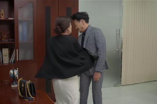 """Trói buộc yêu thương - Tập 14: Khánh nhận cú tát trời giáng từ mẹ vì dám """"dập dòm"""" tình cũ"""