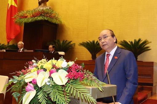 Thủ tướng: Chính phủ sẽ làm hết sức mình, khắc phục hậu quả mưa lũ miền Trung