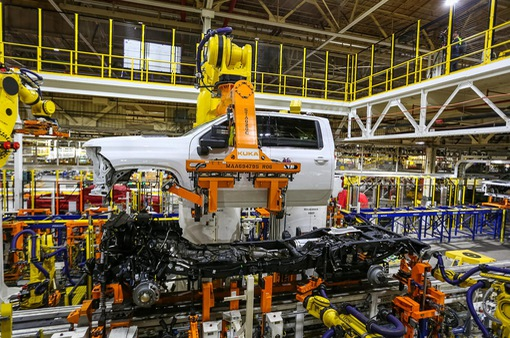 Robot đe dọa 800 triệu việc làm trên thế giới