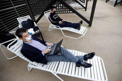 Độc đáo mà hiệu quả: Công viên giải trí hóa văn phòng làm việc tại Nhật Bản