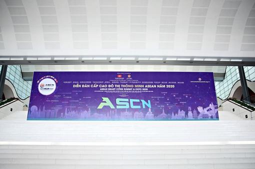 ASEAN Smart Cities Summit & Expo 2020: Thúc đẩy chia sẻ sáng kiến, hợp tác phát triển đô thị thông minh
