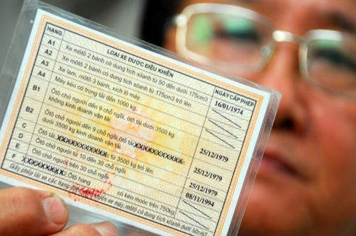 Đề nghị tước giấy phép lái xe vĩnh viễn với lái xe sử dụng ma túy