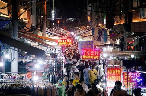 Một Vũ Hán hồi sinh nhờ du lịch nội địa