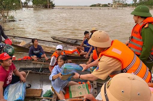 Không còn điểm ngập úng trên quốc lộ 1A qua các tỉnh miền Trung