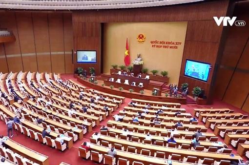 Ngày 26/10, Quốc hội thảo luận về công tác tư pháp, phòng chống tội phạm, tham nhũng
