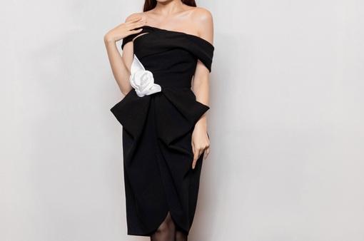 Cuối cùng Thùy Anh cũng đã mặc đúng váy của Đỗ Mạnh Cường