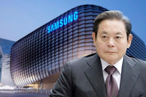 Vốn hóa của Samsung Electronics tăng 500 lần dưới thời cố Chủ tịch Lee Kun-Hee