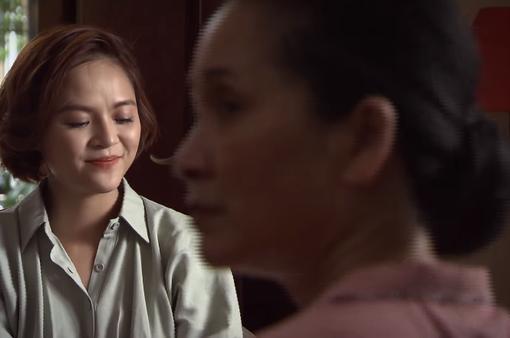 """Lửa ấm - Tập 18: Ngọc """"ném đá"""" sau lưng Thủy khiến bà Mai nghi ngờ con dâu"""