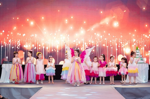Gala Beauty Night 2020 – bữa tiệc thời trang của các người mẫu nhí