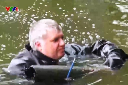 Chuyện về đội thợ lặn tinh nhuệ ở Nga