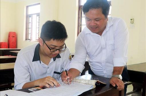 Hành trình chinh phục giải thưởng quốc tế của cậu học trò Thành Nam