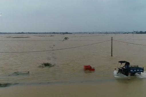 Thừa Thiên - Huế: Công tác ứng phó bão số 9 tương đối hoàn tất