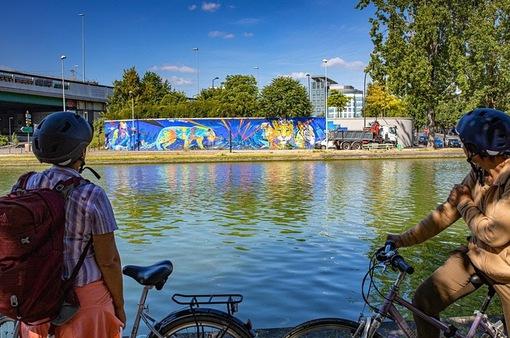 Ra mắt 420km đường đạp xe tựa như tranh vẽ tại Pháp