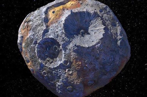 Mỹ phát hiện tiểu hành tinh trị giá 10.000 triệu tỷ USD