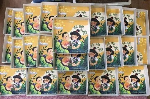 """""""Hà Nội reo vang reo"""" - Dự án ý nghĩa qua chiếc hộp đồ chơi"""