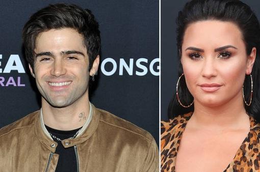 """Hôn phu cũ của Demi Lovato tiếp tục """"gây hấn"""""""