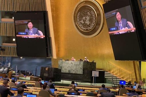 Đại hội đồng Khóa 75 thông qua Nghị quyết về hợp tác ASEAN - Liên Hợp Quốc