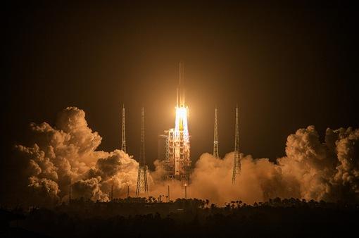 Trung Quốc phóng tàu thám hiểm vũ trụ Hằng Nga 5 lên Mặt trăng