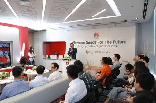 Ra mắt chương trình đào tạo hạt giống viễn thông tương lai năm 2020