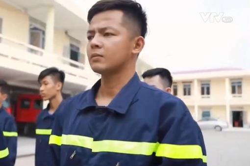 Người chiến sĩ Cảnh sát cứu hộ, cứu nạn quả cảm