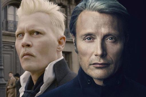 """Đã tìm được người thay thế Johnny Depp trong """"Fantastic Beasts"""""""