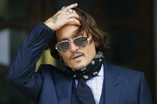 Kháng cáo thất bại, Johnny Depp phải chịu bồi thường 840.000 USD