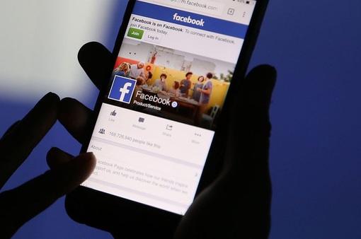 Vi phạm luật dữ liệu ở Nga, Facebook nộp phạt gần 53.000 USD