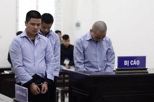3 án tử cho nhóm sát nhân cướp của, vứt xác xuống sông Hồng phi tang