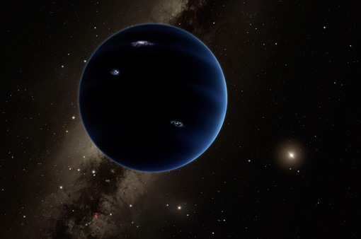 """Bí ẩn """"hành tinh thứ 9"""" trong hệ Mặt trời"""