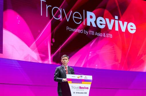 Khai mạc triển lãm du lịch TravelRevive tại Singapore