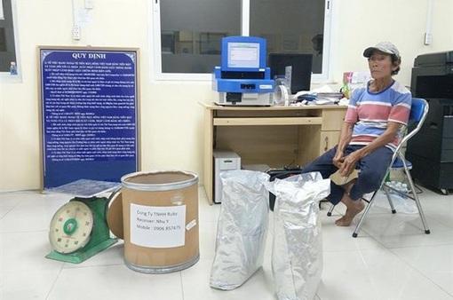 Bắt đối tượng vận chuyển ma túy, phát hiện thêm 20kg Ketamin trong kho gần biên giới