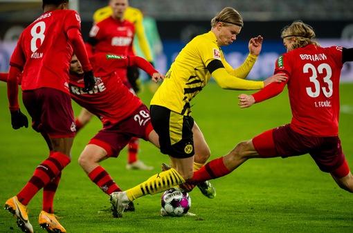 Dortmund 1-2 Cologne (Vòng 9 Bundesliga 2020/2021): Thất bại bất ngờ