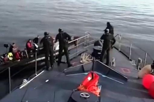 Rượt đuổi 5 tiếng trên biển, cảnh sát Tây Ban Nha thu giữ 2 tấn ma túy