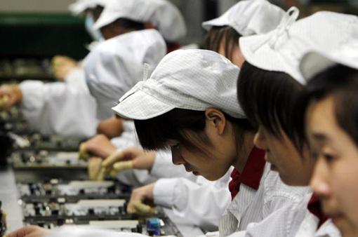 """""""Cuộc di cư"""" khỏi Trung Quốc của Apple"""