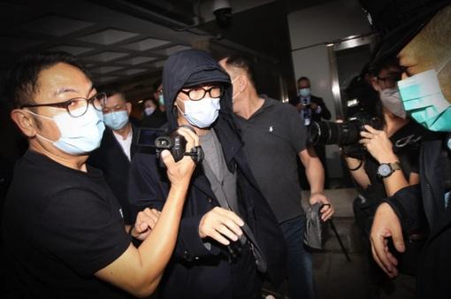 Châu Tinh Trì vẫn hài hước ngay cả khi ra tòa