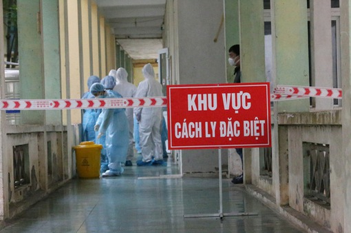Việt Nam có ca mắc COVID-19 mới trong cộng đồng, Chủ tịch UBND TP Hà Nội gửi công điện khẩn