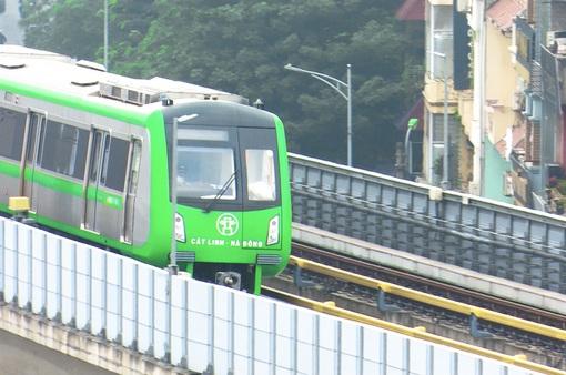 Đường sắt Cát Linh - Hà Đông chưa đạt chuẩn về PCCC