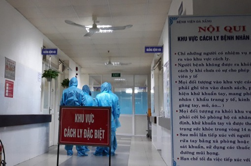 Tập trung phòng dịch từ bệnh viện đến các cửa khẩu