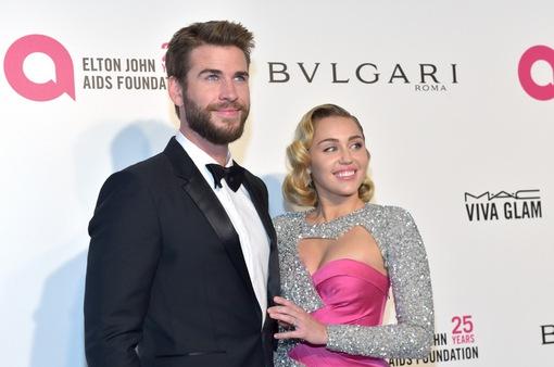 Liam Hemsworth không còn bận tâm đến Miley Cyrus